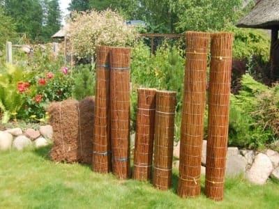 Willow mats